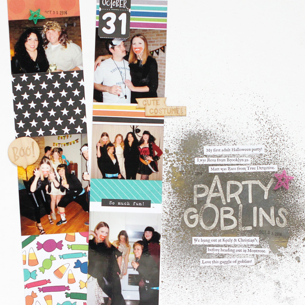 Blogged:  Party Goblins