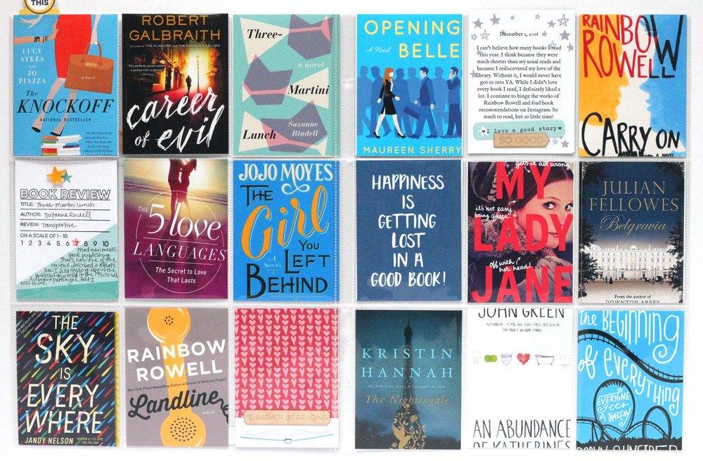 Blogged: 2016 Books Continued