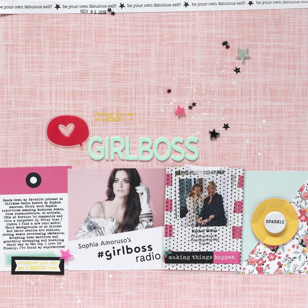 Blogged:  Girlboss