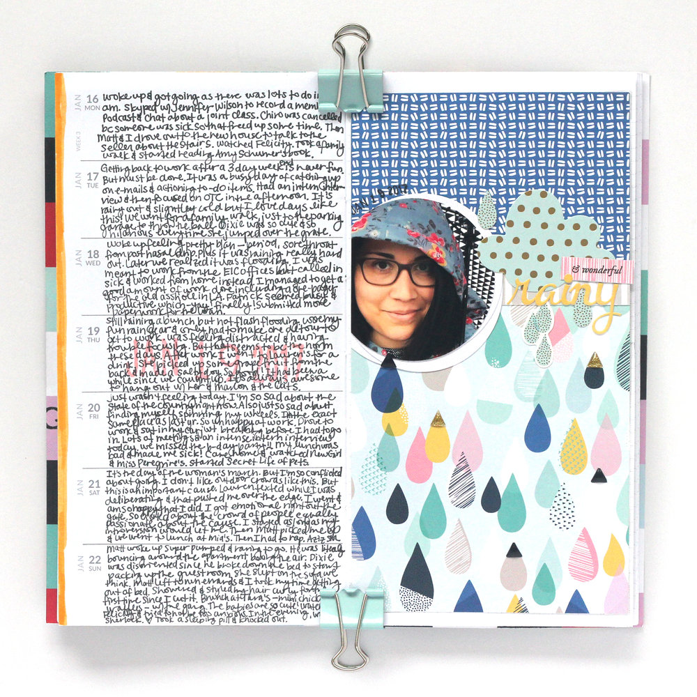Blogged:  Memory Notebook Week 03