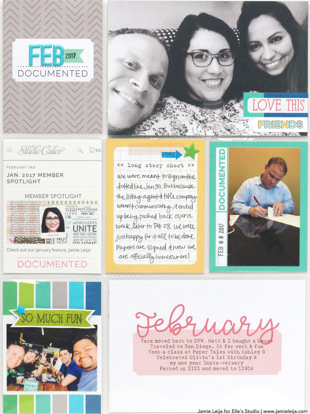 Blogged- February