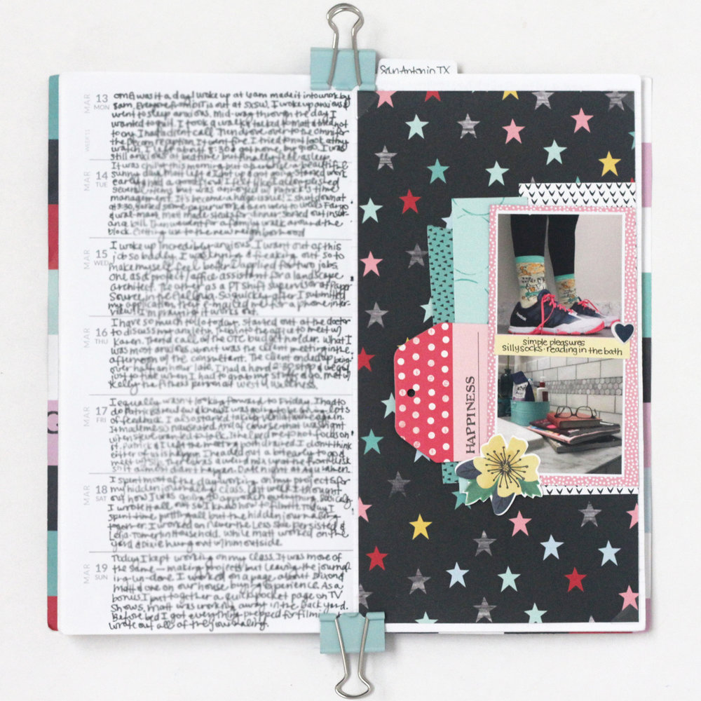 Blogged:  Memory Notebook Week 11