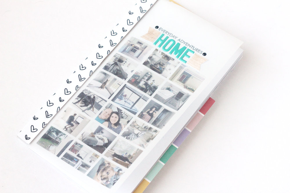 Blogged:  Everyday Adventure Mini Album
