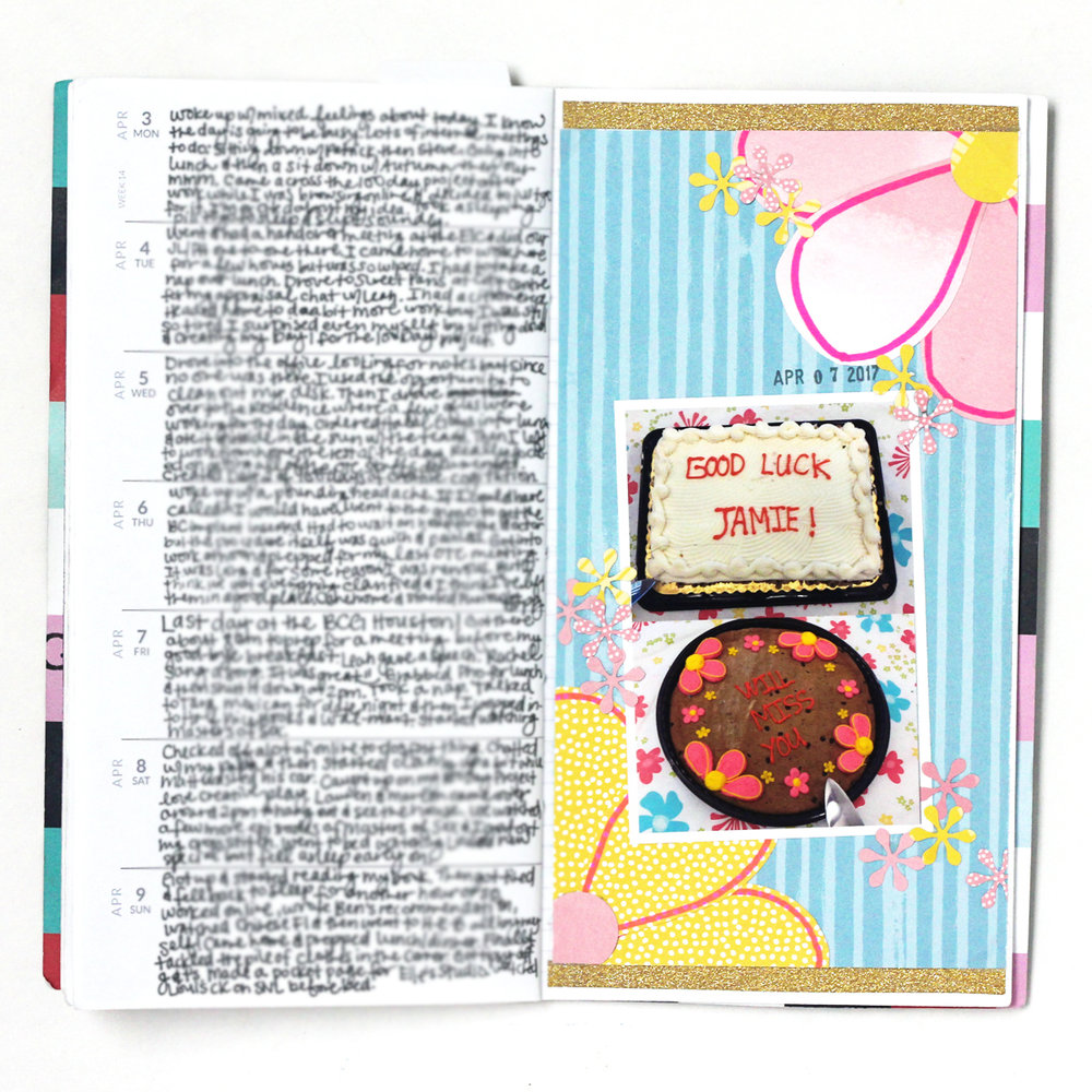 Memory Notebook: Week 14/52  Blogged: http://www.jamieleija.com/home/2017/5/11/memory-notebook-week-14