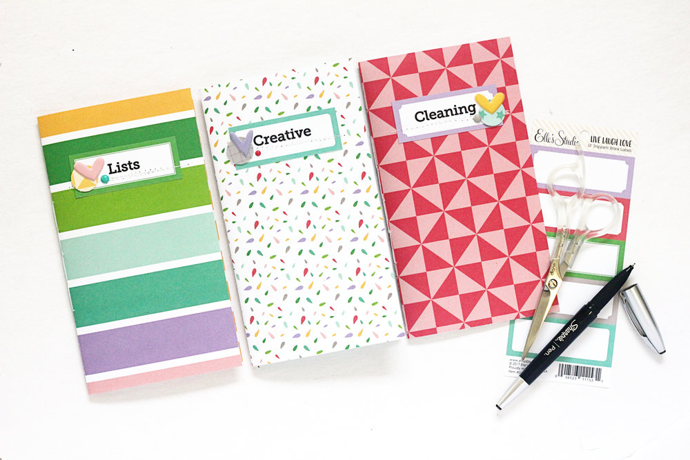 Live Laugh Love Notebooks  Blogged: http://www.jamieleija.com/home/2017/5/12/travelers-notebook-trackers