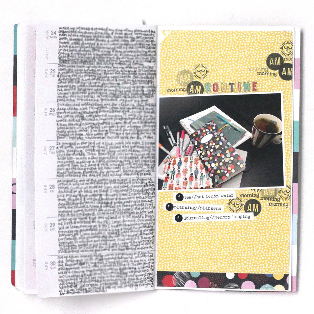 Memory Notebook: Week 16  Blog:http://www.jamieleija.com/home/2017/5/25/memory-notebook-week-16