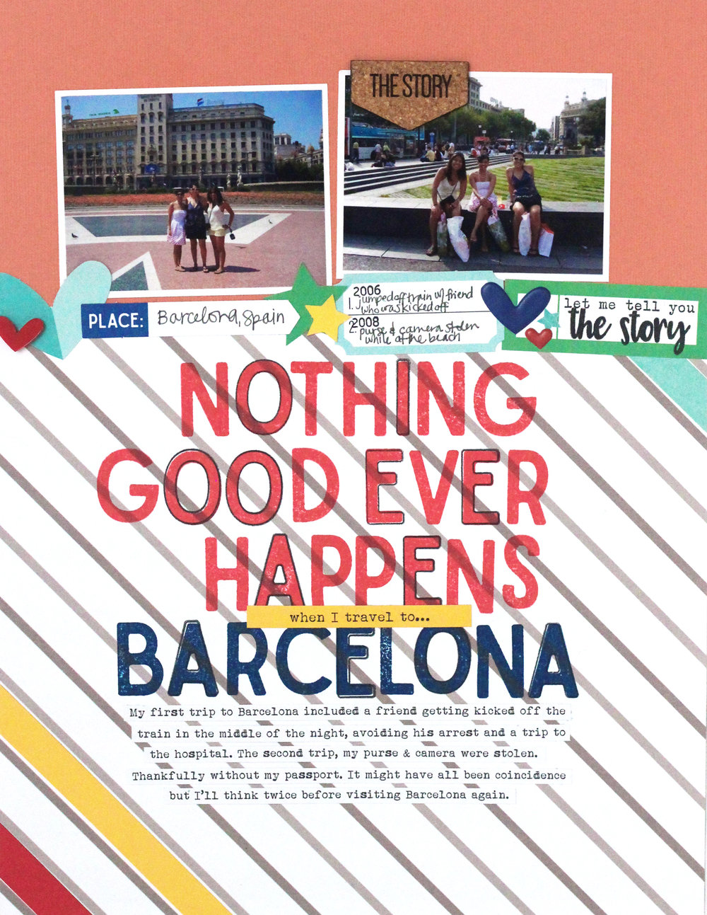 Barcelona  Blogged: http://www.jamieleija.com/home/2017/6/2/elles-studio-june-2017-release-day