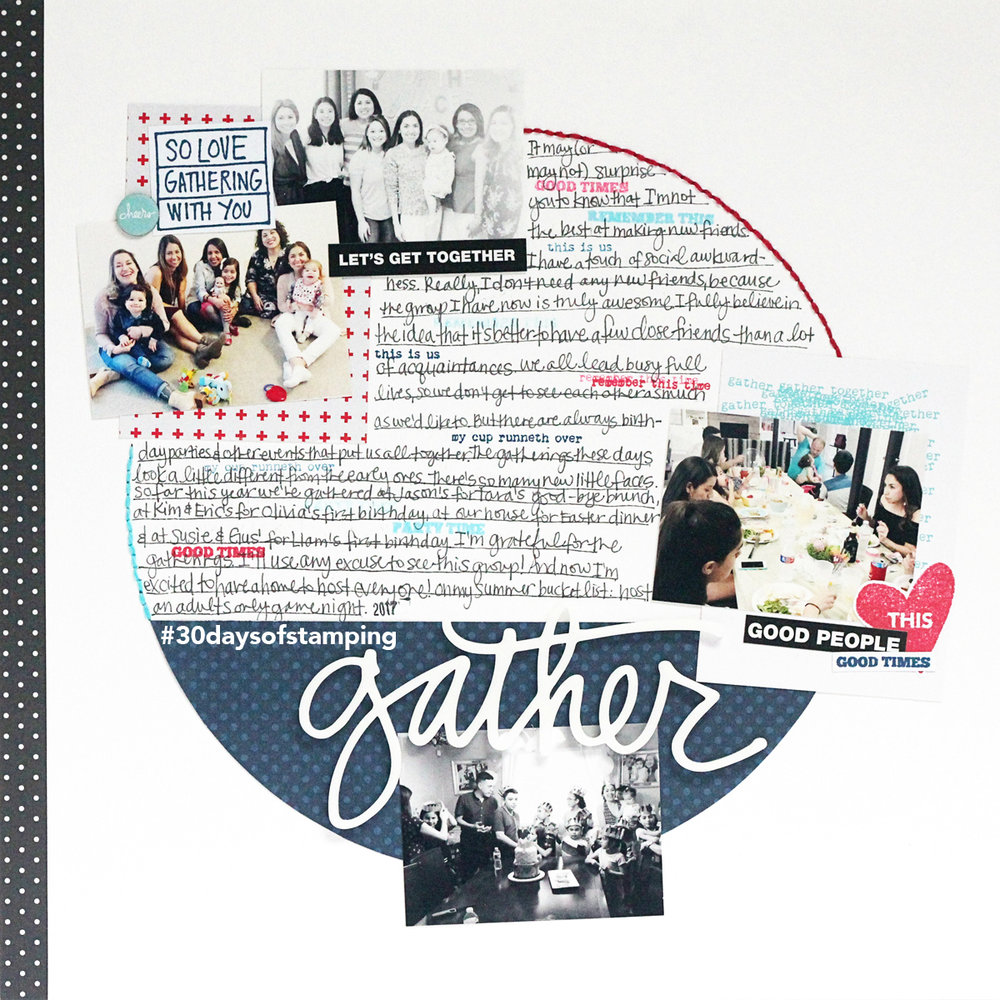 Gather  Blogged: http://www.jamieleija.com/home/2017/5/31/gather-layout