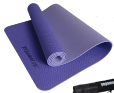 A 6mm TPE light weight yoga mat can be available on arriving in Nepal: AUD$35