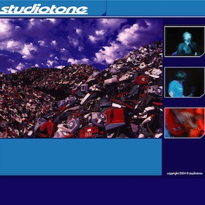 Studiotone | Where You Left Off Released 2004