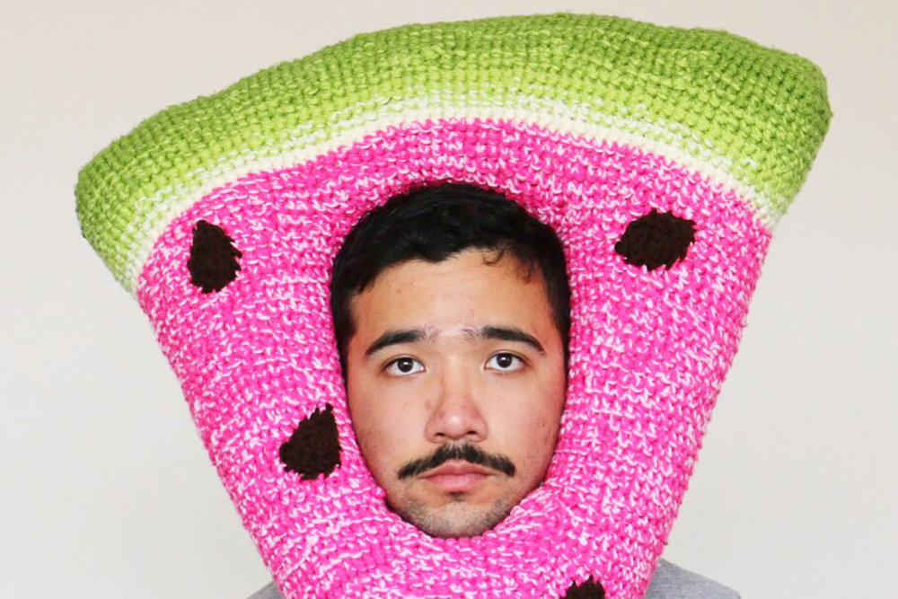 Phil Ferguson | Watermelon Hat, 2015, digital photograph.