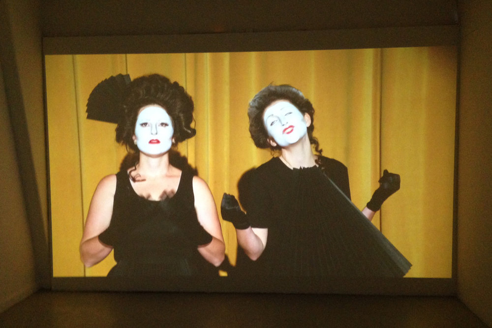 Claire Robertson and Aliça Bryson-Haynes, Opera & Art in Question 2015