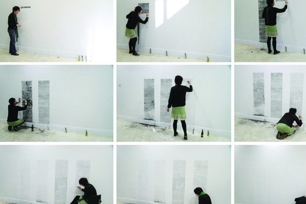 INNOVATE SERIES: THE 24 HOUR DRAWING PROJECT Hannah Bertram 19 FEB – 8 MAR 2014
