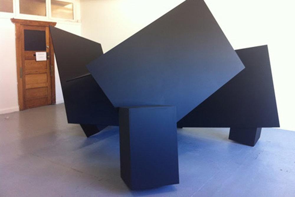 Negative Space | Andrei Davidoff | 2012
