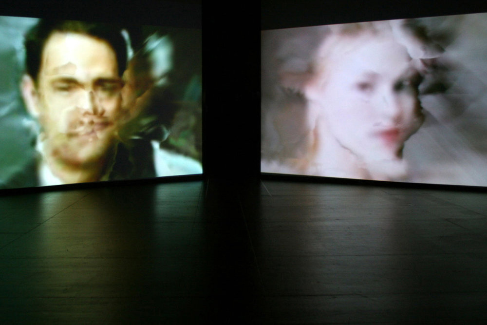 SCREEN SERIES | WITH OPEN ARMS  Curated by Raymonda Rajkowski + Felicity Strong  10 – 13 JUL 2013