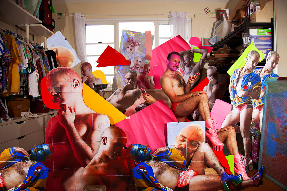 RAINBOW BOIS AND MAGICAL GURLS  Kieran Butler  24 JAN - 10 FEB 2018