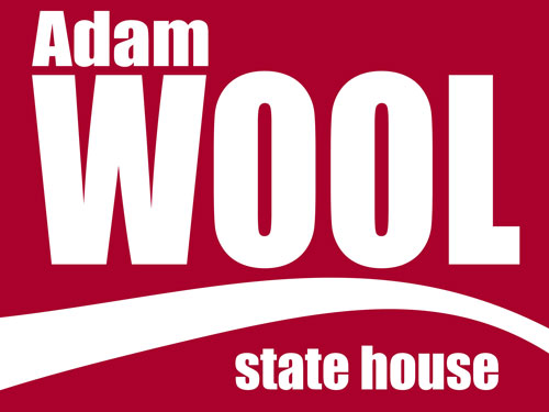Re-Elect Adam Wool For State House
