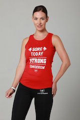 JUST STRONG - Code AWASHINGTON10 for a discount