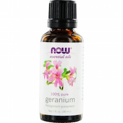 NOW ESSENTIAL OILS - GERANIUM