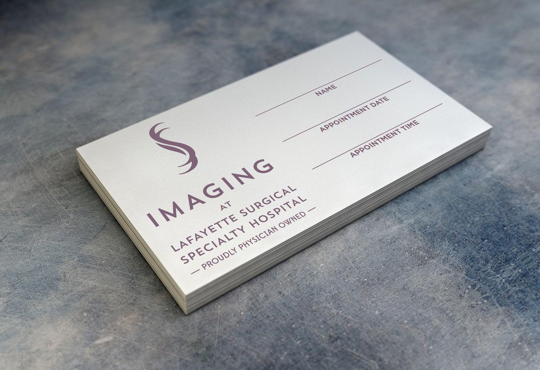 Business Cards — Emily Carline