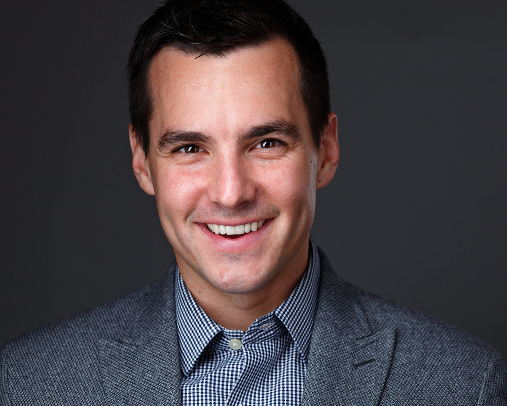 Rob Panos - Premier Milwaukee Headshots