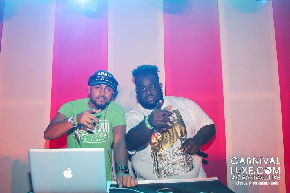 Miami Dream Team  :   DJ Sinistar     &   Dj Steelieback