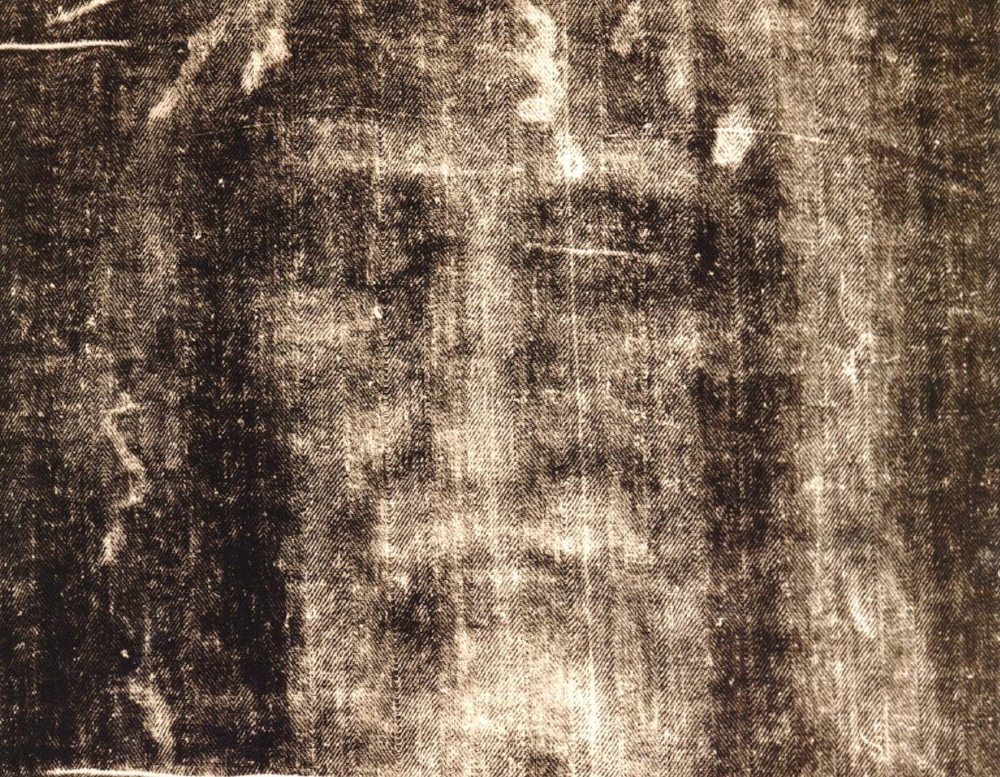 (Photo: Shroud of Turin)