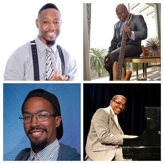C.J. Phillips, Jahon Pride, Adam Ivey, Jeremiah Haynes