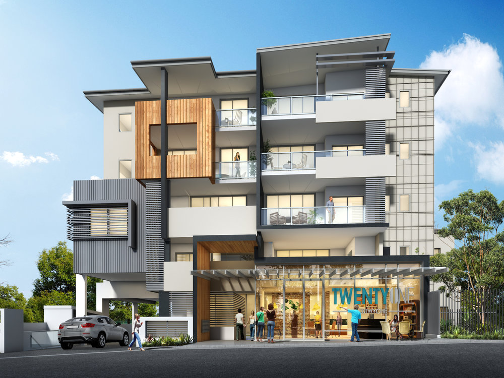 New Investment Apartments: 5Kms From Brisbane's CBD