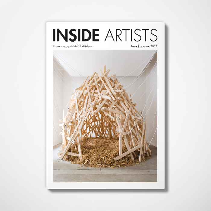 Inside Artists, UK - A feature on the publication's Summer Issue 2017.