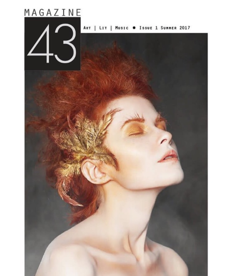 MAGAZINE 43 - Co-founded Magazine 43, an independent and international art publication with Michael Vincent Manalo (brother) promoting emerging artists to an international audience. Magazine 43 could be found both online and print-on-demand.The publication's first ever issue was published in July 2017, Summer.