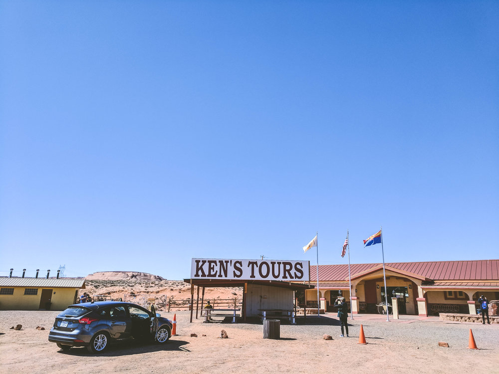 Ken's Tours, Page, Arizona
