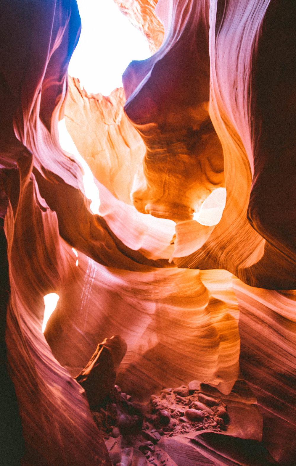 lower antelope canyon photos