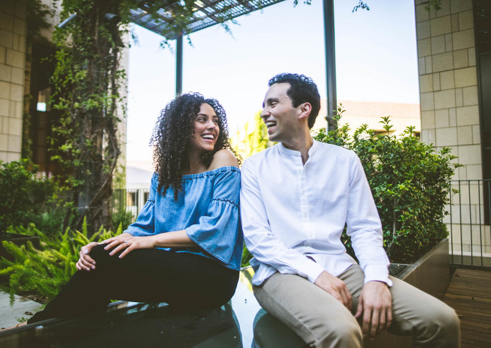 stanford engagement photos