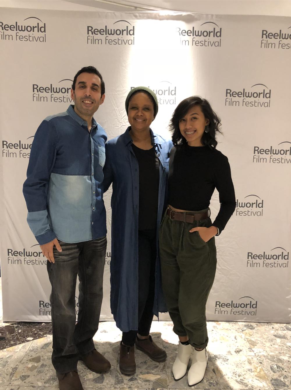 Canada Premier @ Toronto, Canada Toronto ReelWorld Film Festival