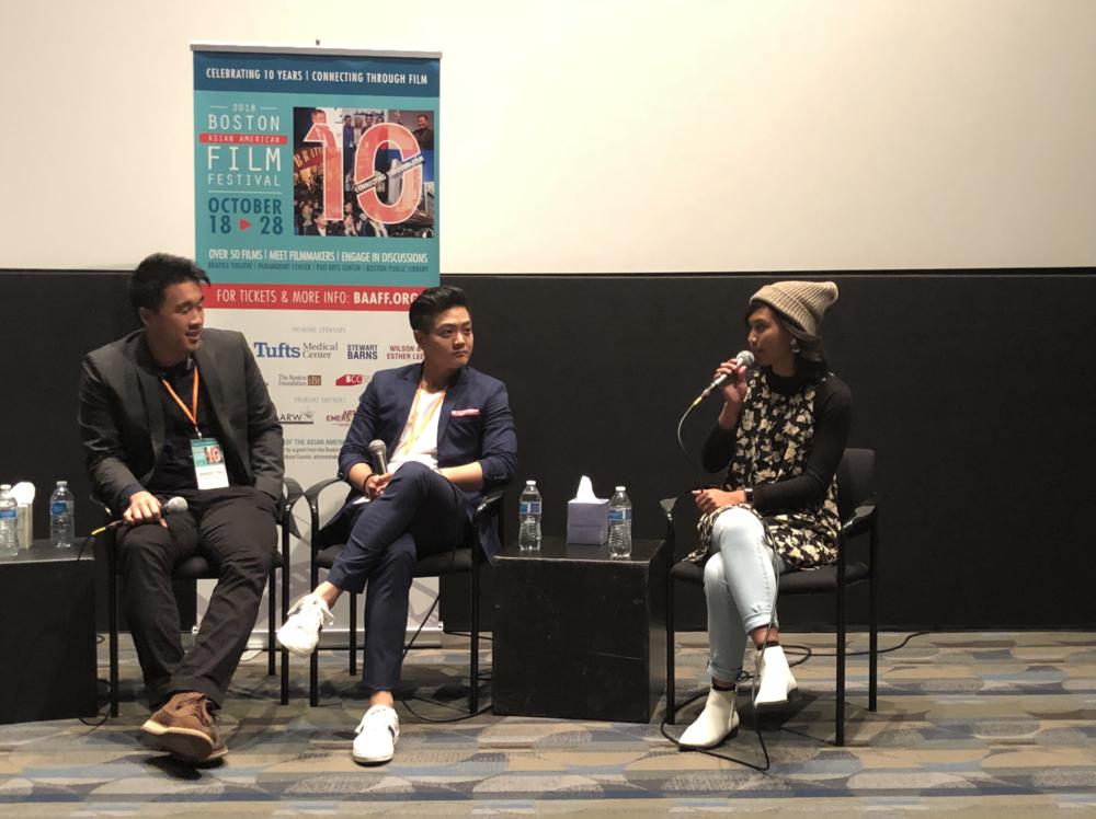 Boston Asian American Film Festival @ Paramount Theater
