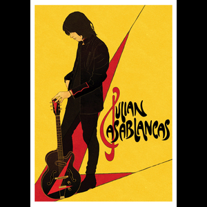 Julian Casablancas Phrazes For The Young Poster