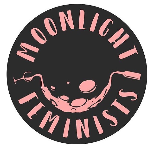 So excited to announce the launch of my latest project ~ MOONLIGHT FEMINISTS ~ We're bringing together diverse content from an amazing group of talented women, focussed on sharing perspectives and growing together. You can catch us at www.moonlightfeminists.com + FB + Twitter + @moonlightfeminists PLUS keep an ear out for our podcast coming this month 💕 our beautiful logo was created by Ann Nguyen