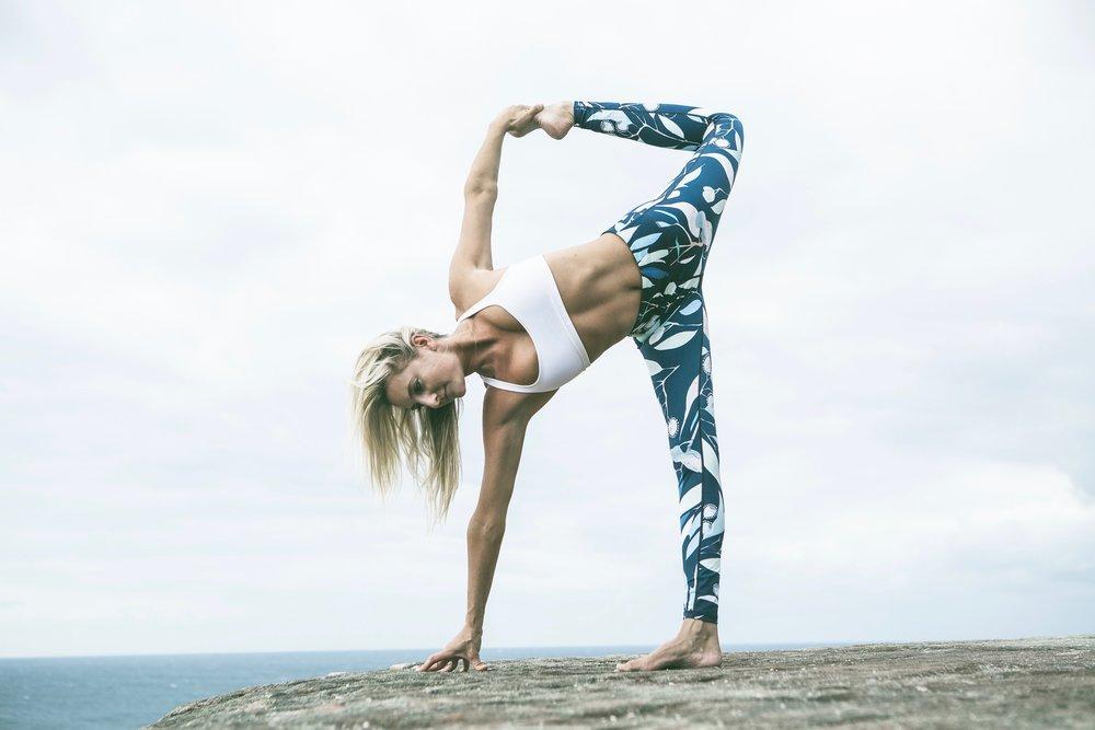 Georgina Eve Yoga