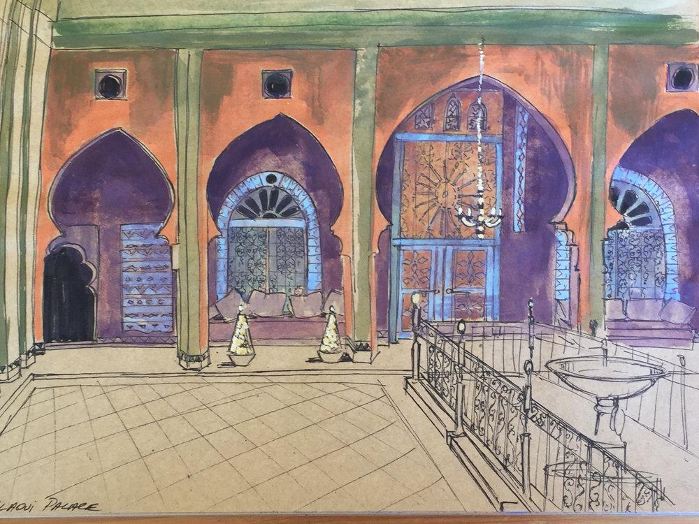 Glaoui Palace Sketch.jpg