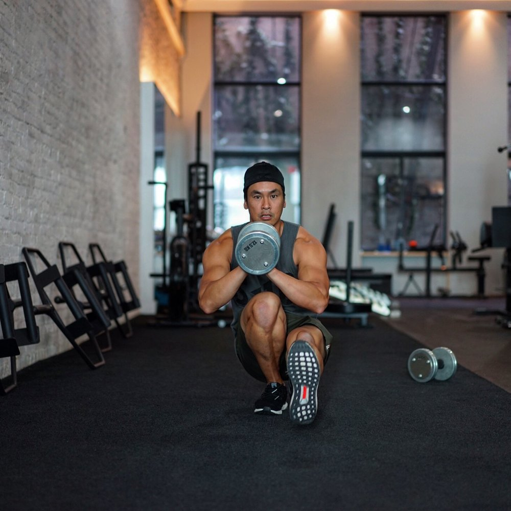 Stephen Cheuk at S10 Training