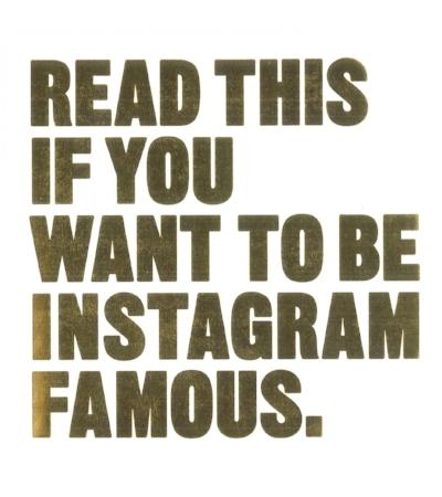 instagram-famous