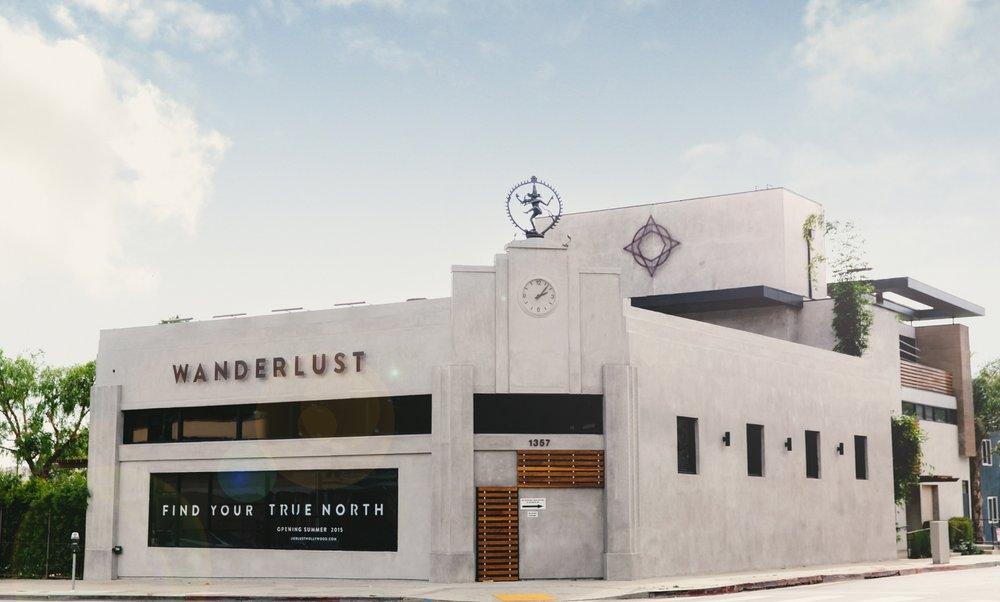 WANDERLUST HOLLYWOOD -