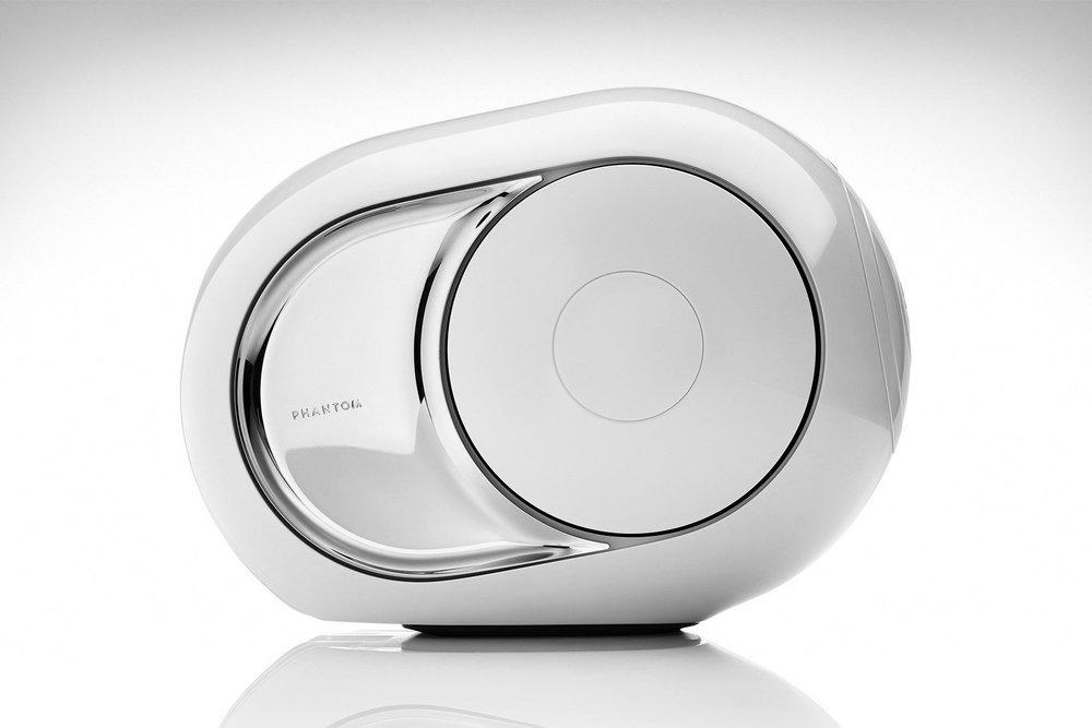 The Devialet Gold Phantom speaker