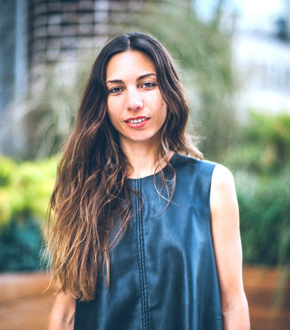 Magdalena Sartori by Inna Shnayder