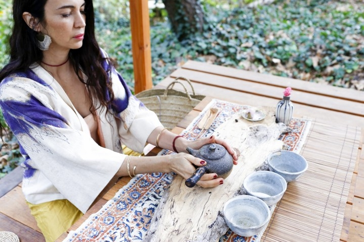 Shiva Rose by Nitsa Citrine for Women With Superpowers