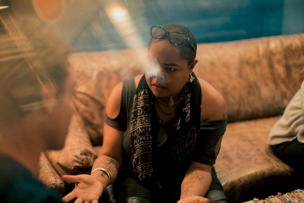 Julie Evonne Washington by Alexandra Kacha