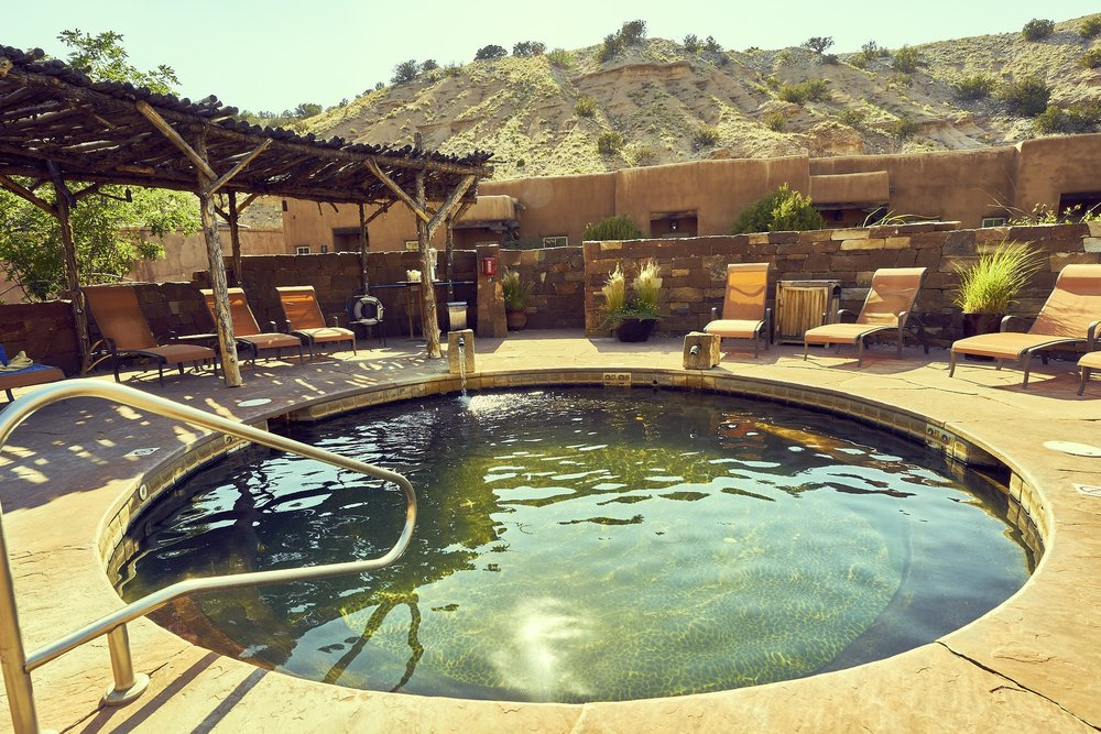 Ojo Caliente Resort & Spa New Mexico (article by Alison Beckner)