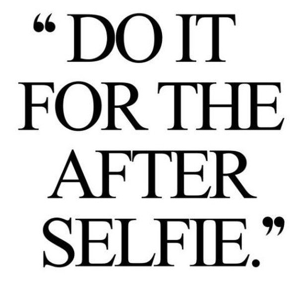 Happy #wisdomwednesday It is so important to take before and after pictures of your progress. I can't tell you how many times I get motivated by just seeing my  progress in my after selfie. Stop pursuing your fitness goals frivolously and FOCUS. End your week with an awesome full body workout by coming to class today at 7:40pm!!! #fitness #fitmom #selfie #motivationalquotes