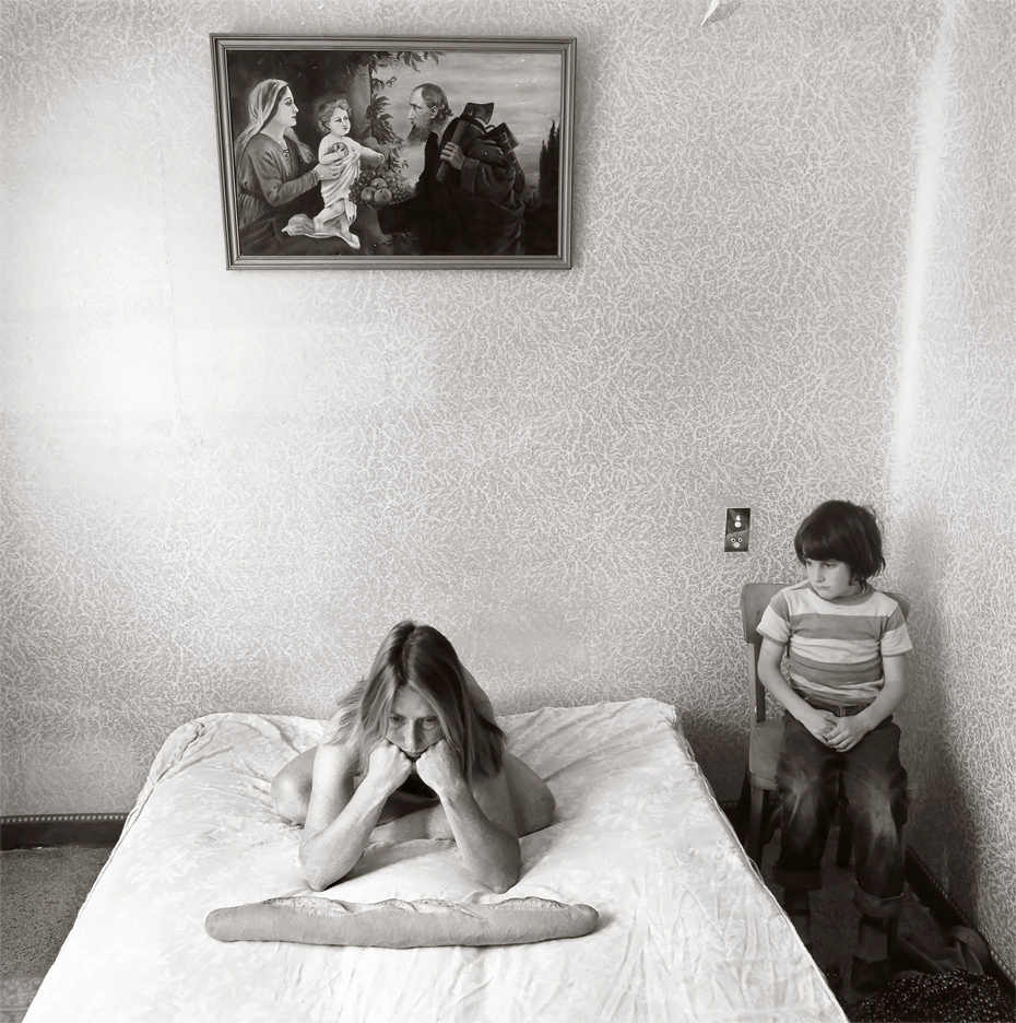 Europe  1972  Arles, France